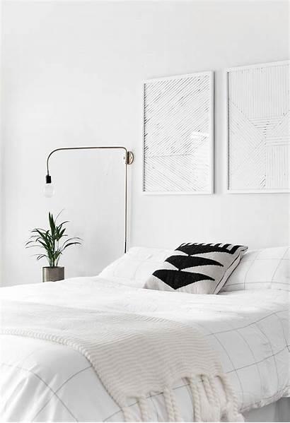 Bedroom Minimal Scandinavian Achieve Homey Oh
