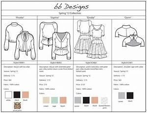 line sheet example With clothing line sheet template