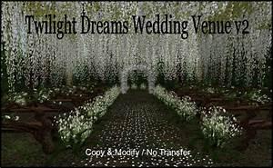 Second Life Marketplace - Twilight Dreams Wedding Venue BOXED
