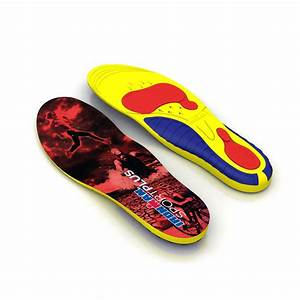 Spenco Insole Size Chart Ironman Sports Plus Insole Trim To Fit