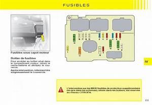 Fusible Demarreur 207 : c2 hdi impossible de me service du lave glace citro n m canique lectronique forum ~ Gottalentnigeria.com Avis de Voitures
