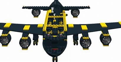 Lego Spy Jet