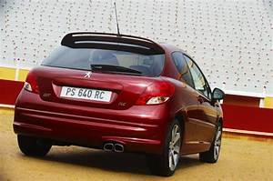 207 Rc Fiche Technique : los mejores motores del mundo 2009 v bmw psa 1 6 turbo 175 cochesafondo ~ Maxctalentgroup.com Avis de Voitures