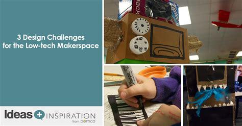 design challenges    tech makerspace