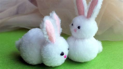 sew  cute fur bunny diy crafts tutorial