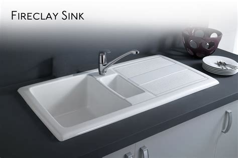 clay sinks kitchen fireclay sink 7202