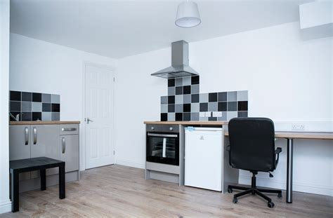 Kitchen Southsea by Fraser Road Southsea Po5 1ee Studio Apartments With En