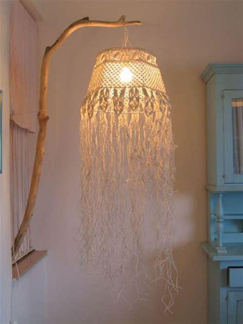 ideas  macrame  toque original  tu casa decor