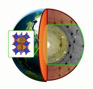 Bridgmanite sample found to remain stable at lower mantle ...