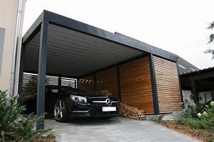 Design Carport Holz : metallcarport stahlcarport einzel carport m nchen der metall carport mit abstellraum made for ~ Sanjose-hotels-ca.com Haus und Dekorationen