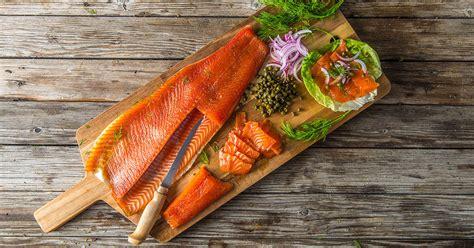 salmon smoked gravlax cold grouper smoke trout freeze fish recipes recipe vs caviar traegergrills traeger pasta food cooking wood pain