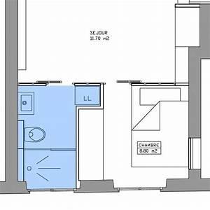 amenagement petite salle de bains 28 plans pour une With petite salle de bain plan