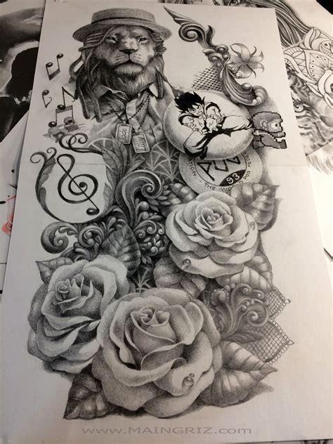 Rose Lace Tattoo rudy maingriz tattoo design 2448 x 3264 · jpeg