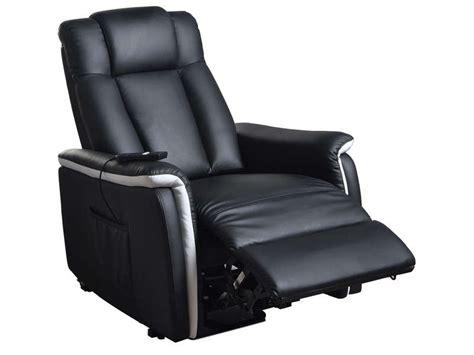 fauteuil relaxation 233 lectrique et releveur mario coloris