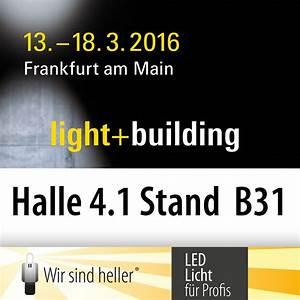 Wir Sind Heller : wir sind heller auf der light and building firmenpresse ~ Markanthonyermac.com Haus und Dekorationen