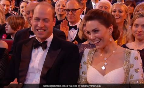 BAFTAs 2020: Brad Pitt's ROFL Harry Joke Cracked William ...