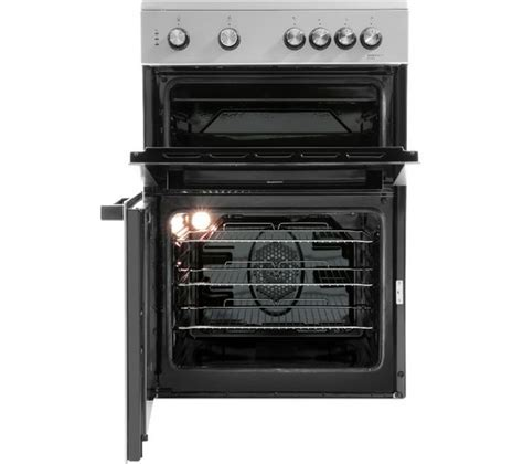 Buy BEKO XTC611S 60 cm Electric Cooker   Silver   Free