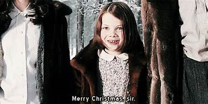Witch Wardrobe Lion Lucy Pevensie Christmas Father