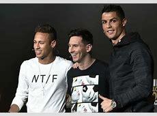 Barcelona news Neymar I'd love Ronaldo at Barcelona