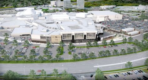 Sherway Gardens  A Shopping Mall In Etobicoke