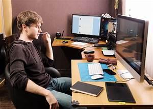 Travailler De Chez Soi : travailler chez soi avantages et inconv nients ooreka ~ Melissatoandfro.com Idées de Décoration