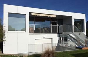 Container Haus Bauen : container haus architekt bauen designhaus architektur ~ Michelbontemps.com Haus und Dekorationen