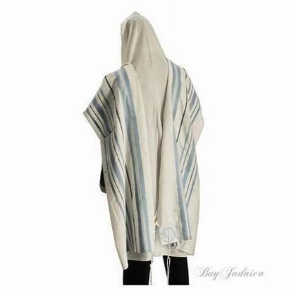 Wool Shawl Jewish Prayer Tallit