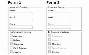 50 useful coding techniques css layouts visual effects for Next of kin form template