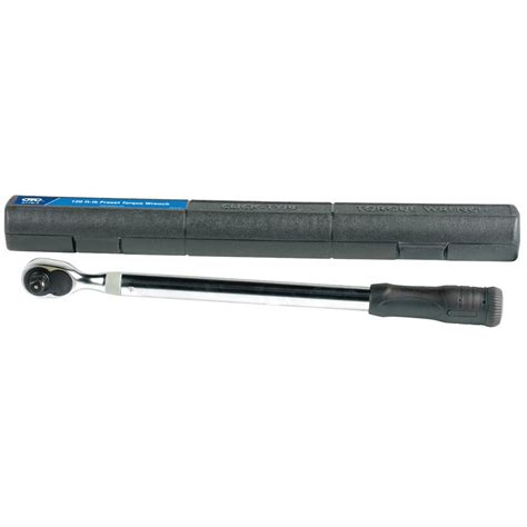 bosch 1 2 in 120 ft lbs preset torque wrench otc5776 4 the home depot