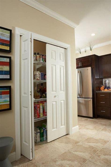 bi fold pantry doors  kitchen iowa remodels