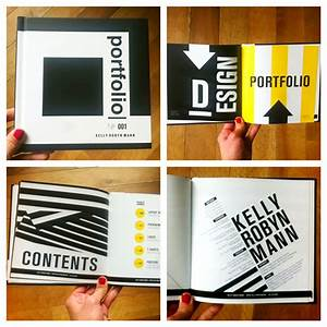 Portfolio Book Layout Design