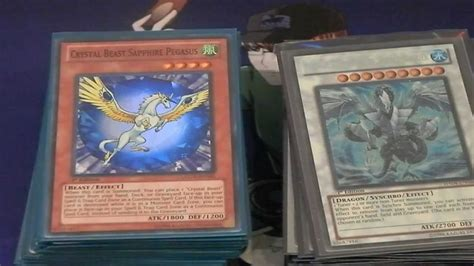 yugioh crystal beast synchro deck images