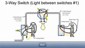 Diagram  4 Way Wiring Diagram Power Into Full Version Hd
