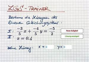Schnittpunkte Mit Koordinatenachsen Berechnen : lineare gleichungssysteme geogebra ~ Themetempest.com Abrechnung