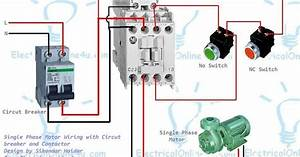 Lift Master Wiring Diagram Single Phase