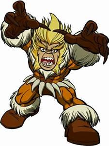 Sabretooth - The Super Hero Squad Show Wiki