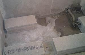 Pose Douche Italienne : la pose de bac a douche en details le blog du plombier ~ Melissatoandfro.com Idées de Décoration