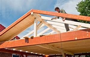 Dachstuhl Selber Bauen : dachstuhl gartenhaus selber bauen my blog ~ Whattoseeinmadrid.com Haus und Dekorationen