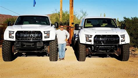 Raptor F 250 by The F 250 Megaraptor Makes The Ford F 150 Raptor Look Like