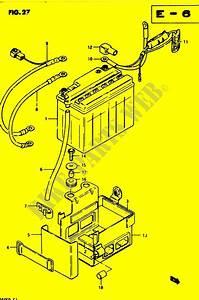 Battery For Suzuki 1982   Suzuki Motorcycles