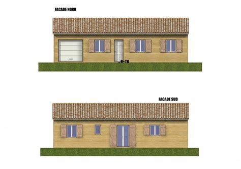 maison ossature bois dordogne trendy pc facades with maison bois dordogne