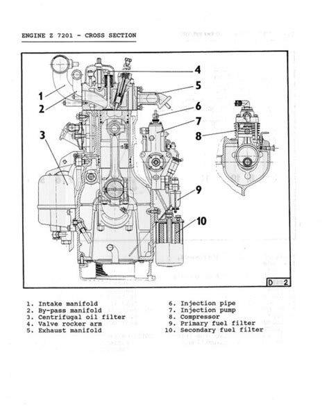 zetor 3320 6340 turbo horal tractor workshop repair manual