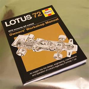 Haynes Lotus 72 Owners U2019 Workshop Manual