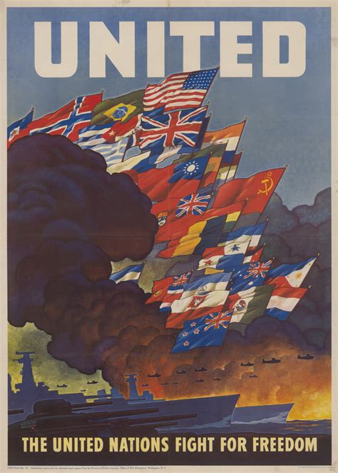 united  united nations fight  freedom peace