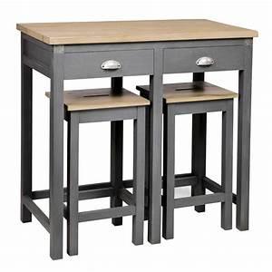 Table De Cuisine Ikea : mini table cuisine avec gain de place dans la petite 2017 et mini table cuisine images meuble ~ Teatrodelosmanantiales.com Idées de Décoration