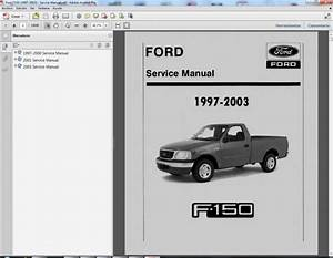 Ford F150 Service Manual