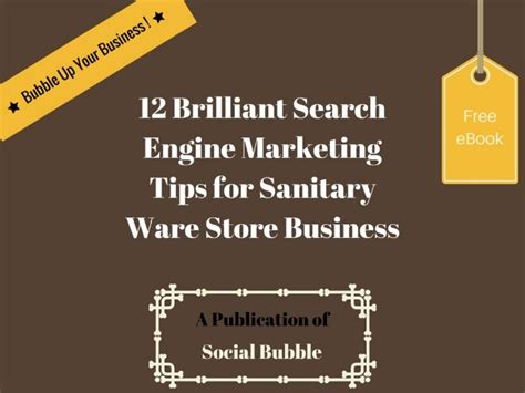Search Engine Marketing Techniques by 12 Brilliant Search Engine Marketing Tips For Sanitary