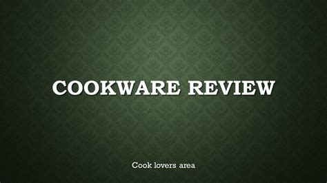cookware review iftttfjmafb    ifttteusyz flickr