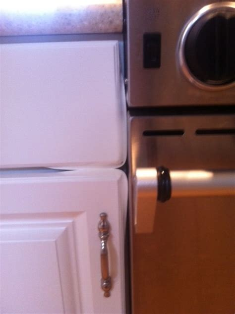 kitchen cabinet heat shield heat shield for kitchen cabinets kitchen design ideas 5473