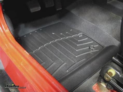 weathertech floor mats jeep weathertech front auto floor mats black weathertech floor mats wt440421